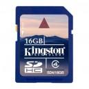 SD მეხსიერების ბარათი 16GB