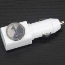 Прослушка вмонтированная в автомобильную USB зарядку