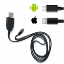 Прослушка вмонтированная в кабель USB